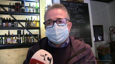 Sul lastrico per i mancati ristori, in sciopero della fame da 5 giorni: ora gli staccano il gas
