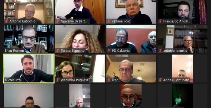 Nervi tesi nel Pd di Vibo, Graziano: «Non c'è spazio per polemiche strumentali»