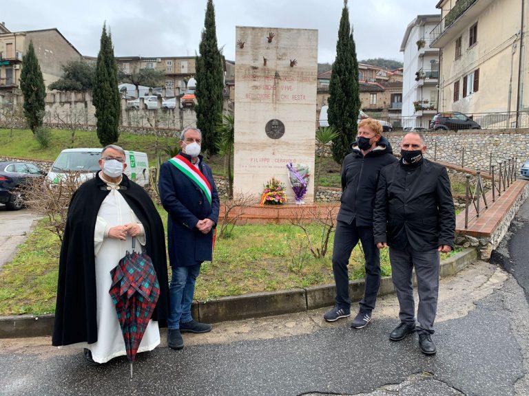 A Soriano la giornata delle vittime di mafia nel ricordo di Filippo Ceravolo