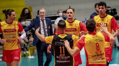 Tonno Callipo, falsa partenza nei play off quinto posto a Cisterna – Video