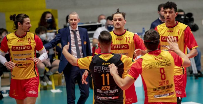 Tonno Callipo, falsa partenza nei play off quinto posto a Cisterna – Video