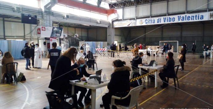 Campagna vaccinale nel Vibonese, Tucci plaude all'operato dell'Asp