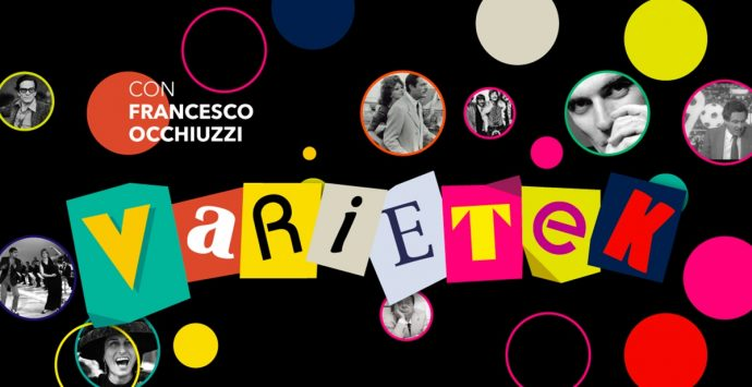 Varietek, la storia della Tv e della canzone italiana nella trasmissione cult di LaC