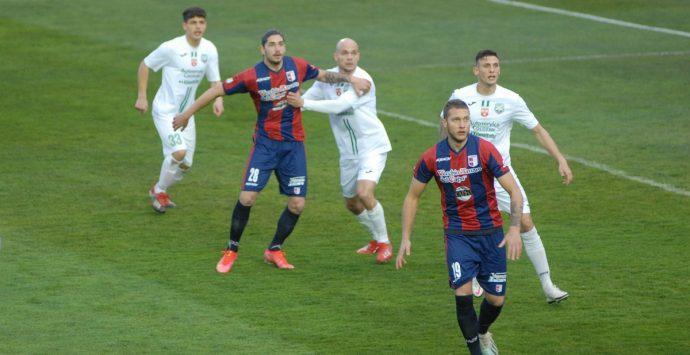 La Vibonese non sa più vincere. Contro il Monopoli finisce 0-0 – Video
