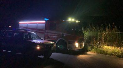 Bivona, esce a raccogliere asparagi e si perde: 74enne rintracciato dai vigili del fuoco