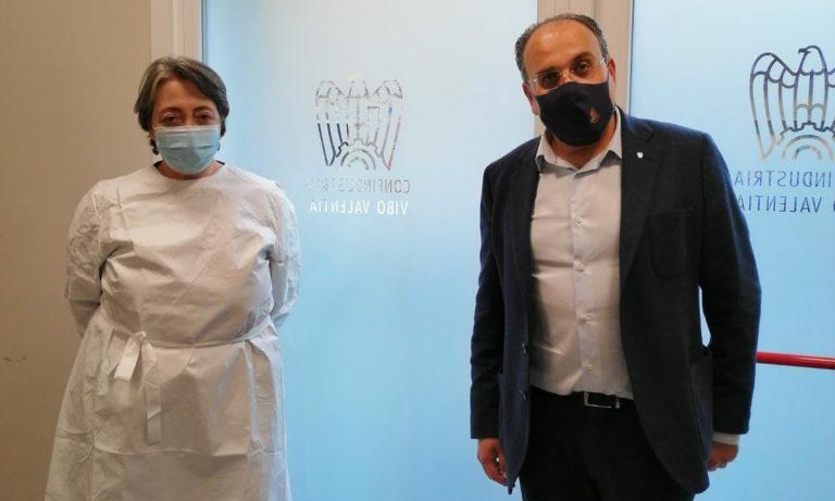 Vax day, sinergia tra Confindustria e Asp: «Immunizzare più persone possibile»