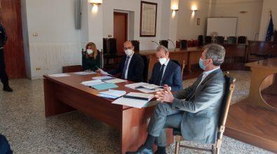 Mileto, sottoscritto l'atto di consegna al Comune dell'ex sede dell'Agenzia delle entrate
