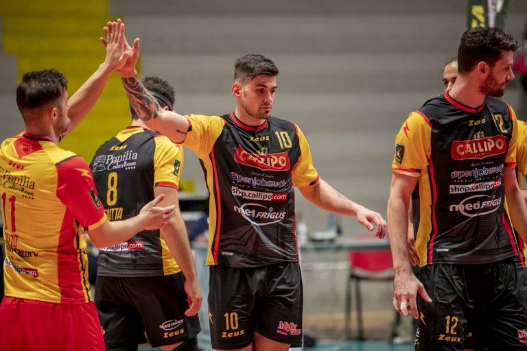 Play off quinto posto, la Tonno Callipo attende Modena al PalaMaiata – Video