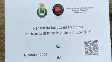Nicotera ha il suo Giardino della Memoria in ricordo delle vittime del Covid