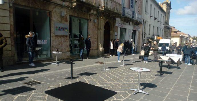 Bar e ristoranti chiusi, manifestazione di protesta anche a Vibo