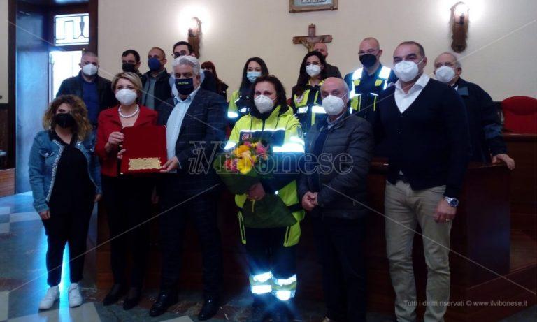 Vibo, il Comune ringrazia i volontari in prima fila durante il focolaio di Piscopio