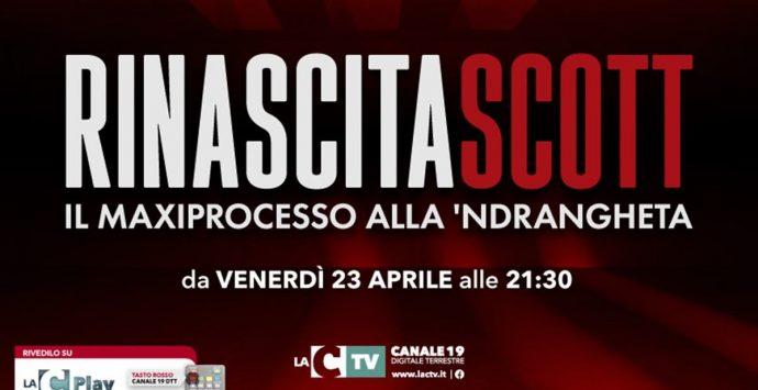 Rinascita Scott: il maxiprocesso alla 'ndrangheta da venerdì in onda su LaC Tv – Video