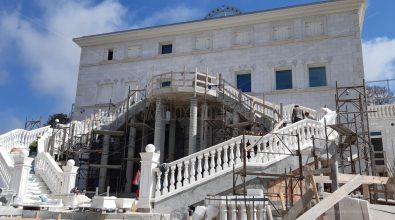 A Drapia prende sempre più forma la Cittadella di Padre Pio