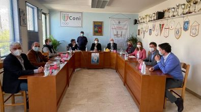 La giunta comunale riunita a Vibo Marina per focalizzare criticità e pianificare interventi