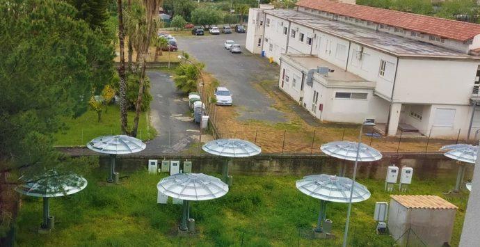 Impianto solare all'ospedale di Tropea, spreco di denaro e progetto ritirato dall'Europa