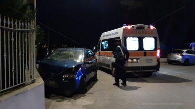 Incidente stradale nel centro abitato di Stefanaconi: ferito un operaio 40enne