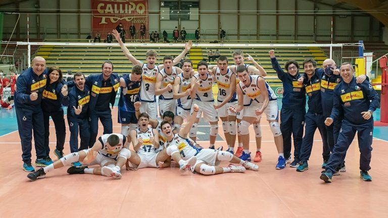 Vibo capitale del volley, un successo il torneo di qualificazione agli Europei Under 17