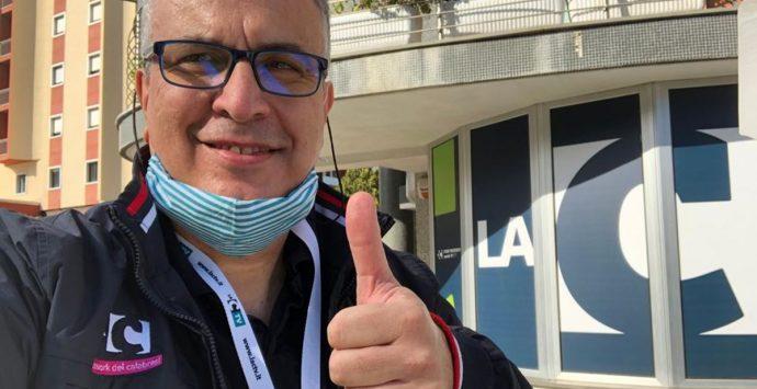Il cordoglio della Calabria per il nostro Michele Porcelli