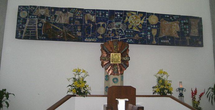 Nardodipace, i decori di Cascella nella chiesa della Natività: sconosciuti tesori d'arte