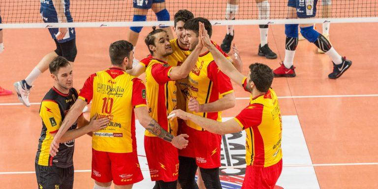 Play off Challenge Cup, Vibo in caduta libera: contro Ravenna è il quinto 3-0 – Video