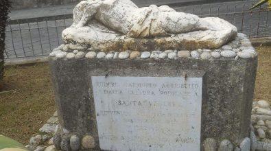 Vibo Marina, proposto il restauro della statua di Santa Venere alla soprintendenza