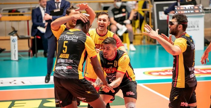 Play off quinto posto, Vibo si riscatta contro Verona: 3-1 al Palamaiata – Video