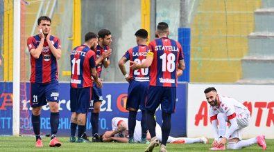 La Vibonese viene sconfitta in casa: il Bari passa con un calcio di rigore – Video