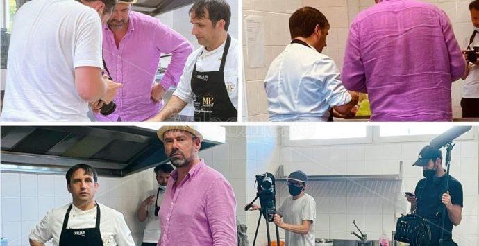I piatti dello chef napitino Giuseppe Romano sbarcano nella Repubblica Ceca