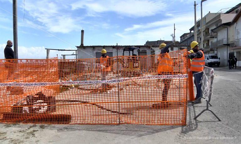 Chiosco azzurro, Francolino: «Un abuso la demolizione del mio locale»