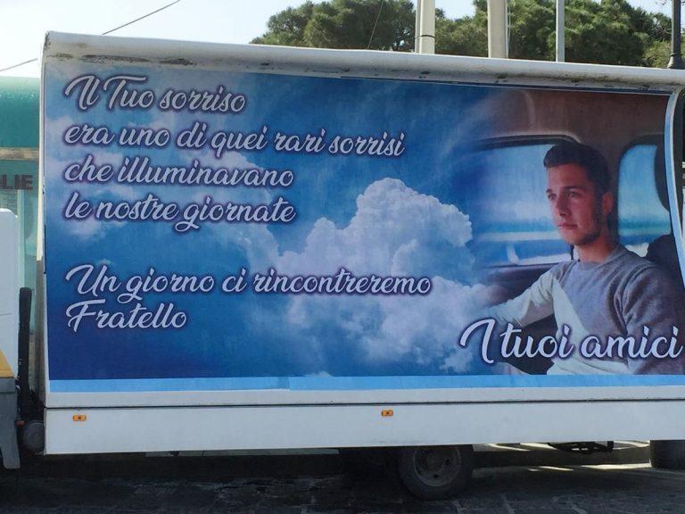 Vibo Marina, l'ultimo commosso saluto a Denis Muzzì