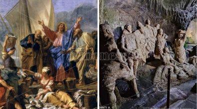 """""""La pesca miracolosa"""", il dipinto del Louvre riprodotto nella chiesa di Piedigrotta"""