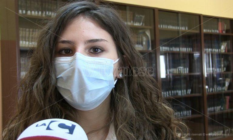 Una campionessa di… latino, parla la 17enne vibonese che ha vinto le Olimpiadi della cultura classica -Video