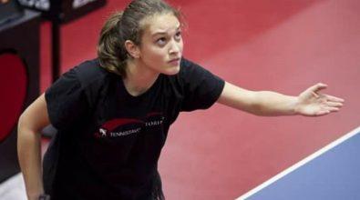 Tennistavolo, la vibonese Miriam Carnovale approda nella massima serie con la squadra del Torino