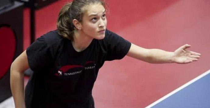 Tennistavolo, la carriera in ascesa della giovane vibonese Miriam Carnovale -Video