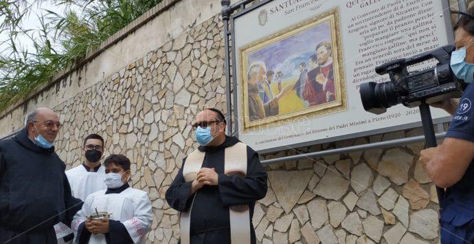A Pizzo le illustrazioni su «San Francesco di Paola e i miracoli del mare» -Video