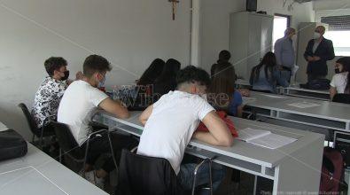 Esami di maturità: come si preparano le scuole vibonesi – Video
