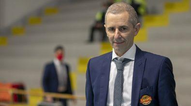 La Tonno Callipo conferma il tecnico Valerio Baldovin per la stagione 2021/22