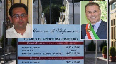 Stefanaconi, lavori abusivi nella cappella del sindaco, la minoranza: «Solano si dimetta»