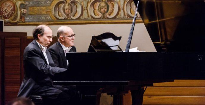 Vibo, Paolo e Aurelio Pollice in concerto all'Auditorium dello Spirito Santo