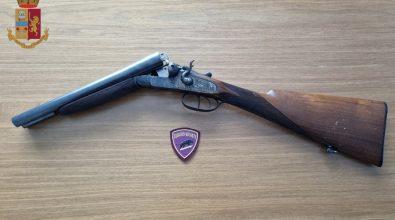 Ionadi, nascondeva un fucile in casa: arrestato 32enne
