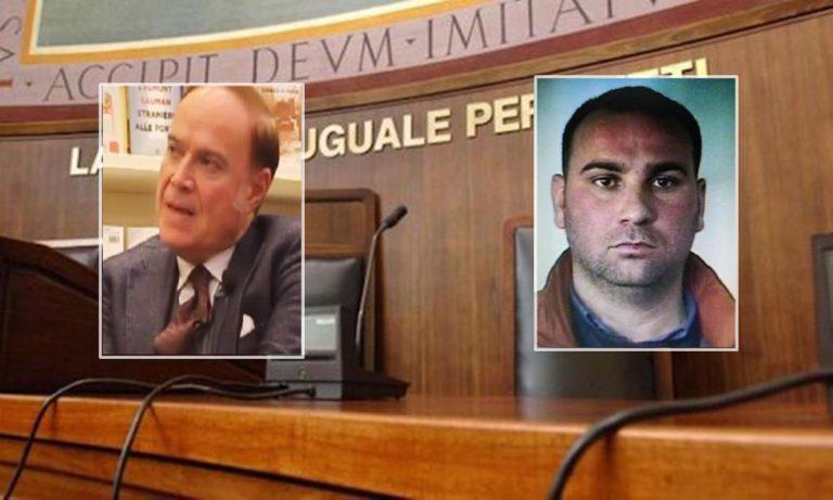 L'ex giudice Petrini querela il collaboratore di giustizia Mantella