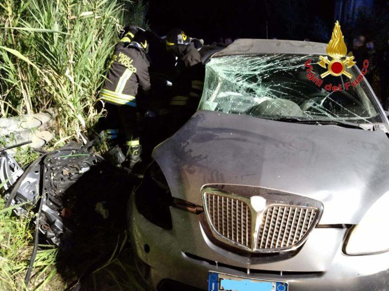 Incidente a Vibo Marina, operati a Vibo e Catanzaro i due feriti