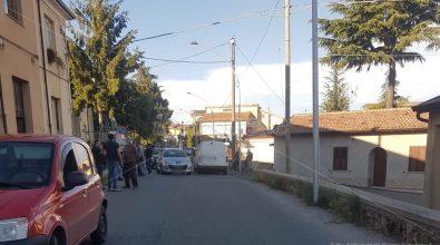 Incidente a San Costantino, bimbo in bici travolto da un furgone: intervenuto l'elisoccorso