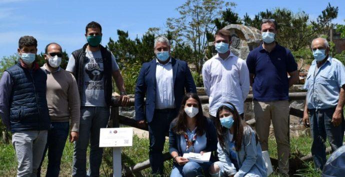 Anche Maierato ha il suo giardino della memoria: piantati 30 ciliegi in onore delle vittime del Covid