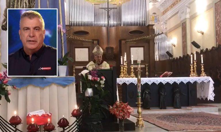 Messa in suffragio del nostro Michele Porcelli, il vescovo: «Calabria più povera senza di lui»