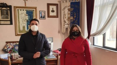 Serra San Bruno, il sindaco Barillari incontra il sottosegretario Nesci
