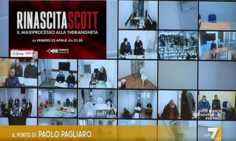 Rinascita Scott, il format di LaC Tv nell'editoriale di Paolo Pagliaro su La 7