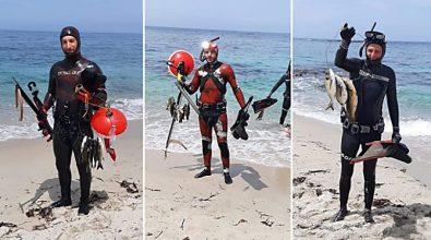 Ricadi, successo per la pesca subacquea a Formicoli con 44 atleti in gara