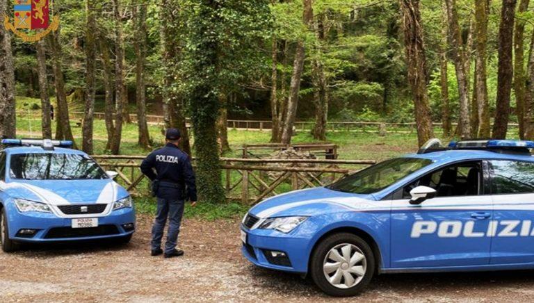 A Serra San Bruno per il pic-nic del Primo maggio, sanzionati dalla Polizia