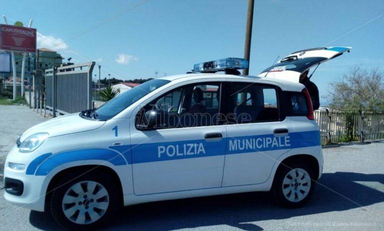 Vibo, due mesi intensi per la polizia locale: dalla lotta al Covid alla difesa dell'ambiente